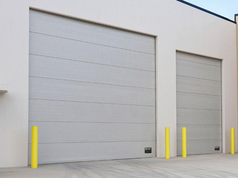 Portes de garage industrielles - Porte de garage industrielle occasion ...